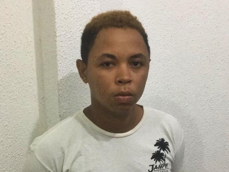 Jovem acusado de latrocínio em Teresina é preso refugiado no Buriti dos Lopes