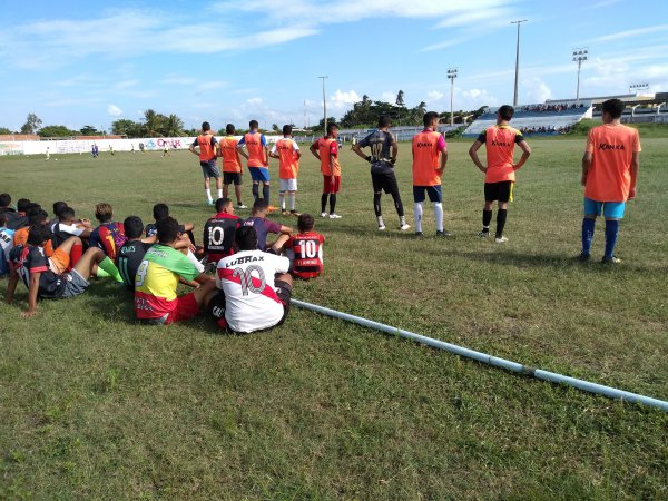 Parnahyba Sport Club seleciona jovens de 16 a 19 anos em peneira