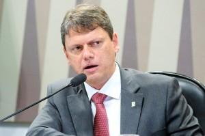 Ministro de Infraestrutura, Tarcísio de Freitas