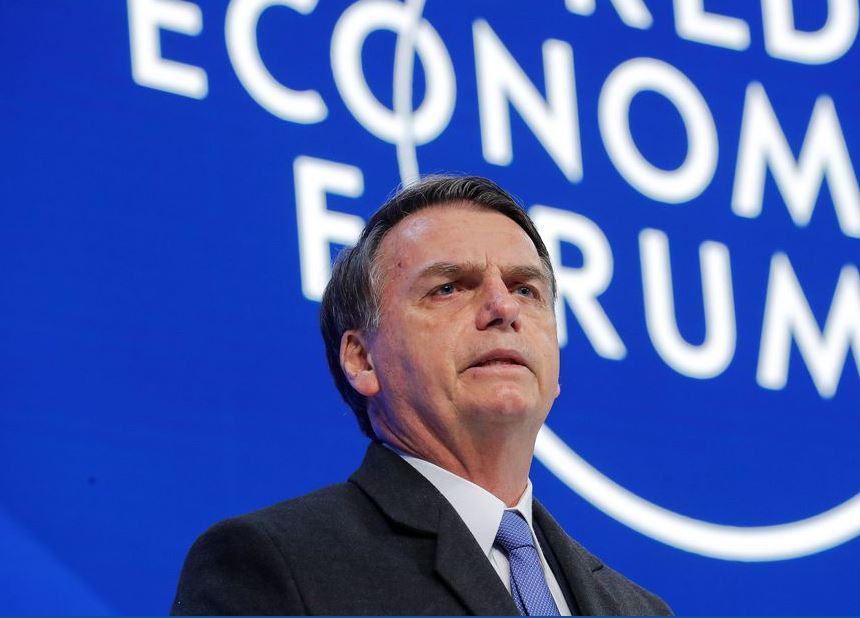 Bolsonaro defende preservação ambiental e desenvolvimento econômico