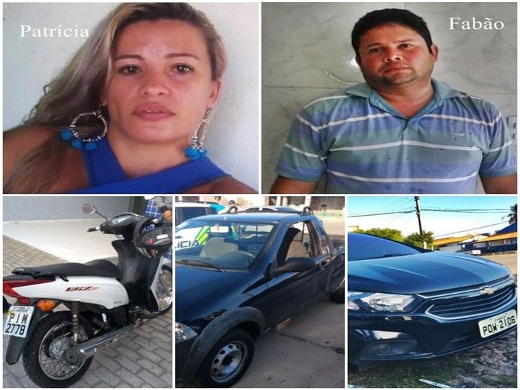 Polícia desarticula esquema de venda de veículos clonados em Parnaíba