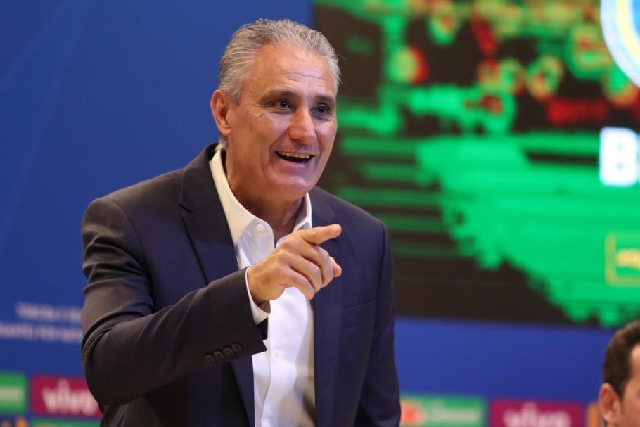 Tite convoca a Seleção Brasileira na quinta-feira (28)