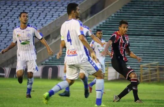 Parnahyba sofre nova derrota por 3 a 0 no Campeonato Piauiense