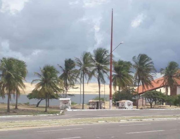 Começa a funcionar ônibus para a Lagoa do Portinho nos finais de semana