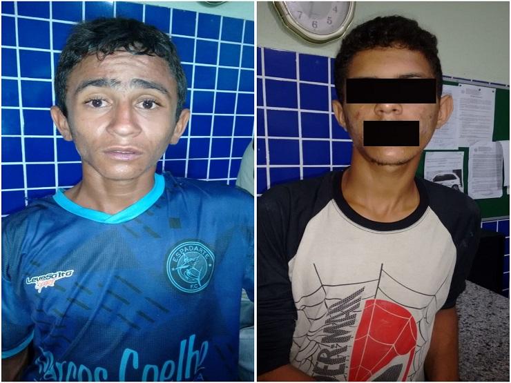 Policial civil do Ceará é assaltado por adolescente em Parnaíba