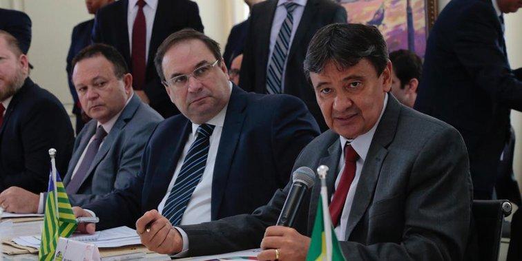 Governador desaprova encaminhamentos do Fórum dos Governadores do Brasil