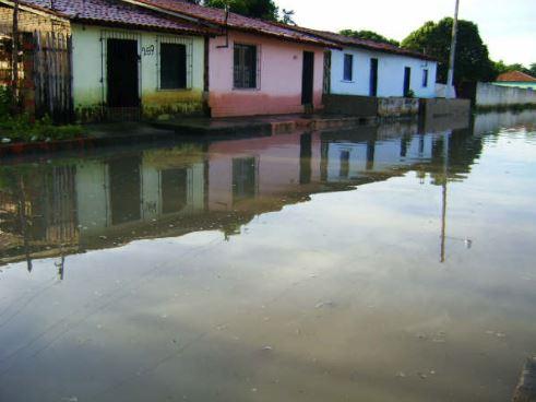 Inpe emite alerta para risco de temporais na região do litoral piauiense