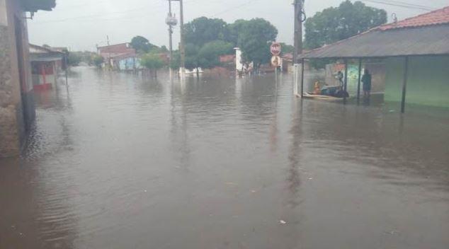 Inpe retira o Piauí do estado de atenção de pancadas de chuvas