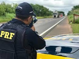 PRF já flagrou mais de 5 mil veículos em excesso de velocidade em rodovias do PI