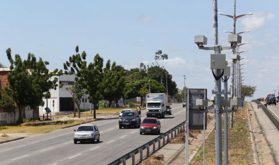 As rodovias federais e a instalação de sensores