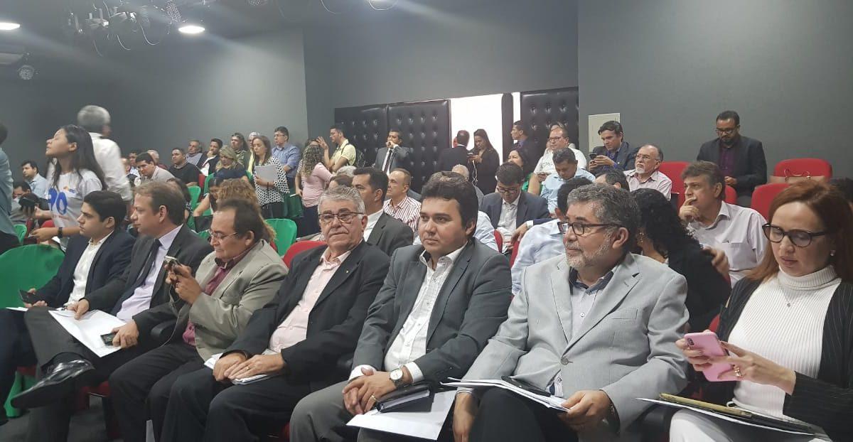 Presidência da ZPE de Parnaíba participa da primeira reunião de gestores estaduais