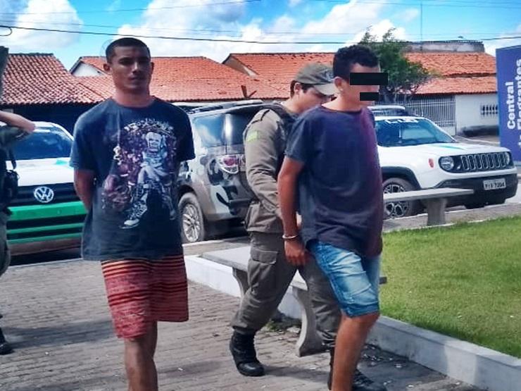 Bando mata cunhado do prefeito de Buriti dos Lopes a facadas