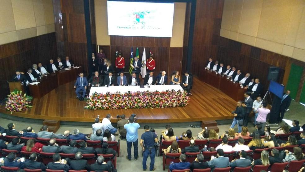 Tribunal de Justiça do Piauí – Solenidade de Instalação do Plenário Virtual