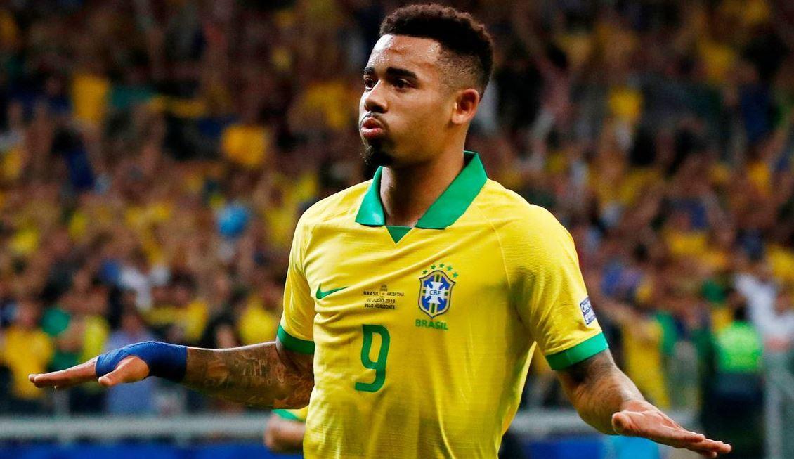 Brasil vence a Argentina por 2 a 0 e passa para final da Copa América