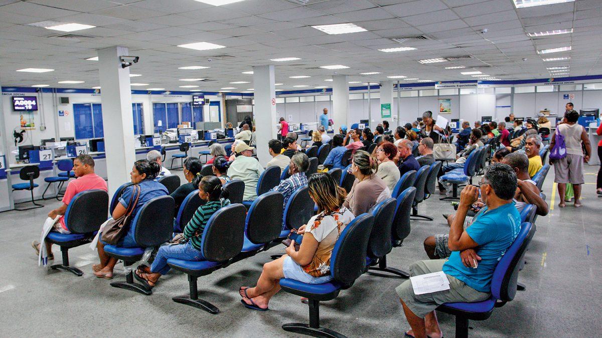 Pente-fino do INSS cancelou 170 mil benefícios no 1º semestre