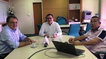Sesapi fecha parceria para compartilhar banco de dados do Governo do Ceará