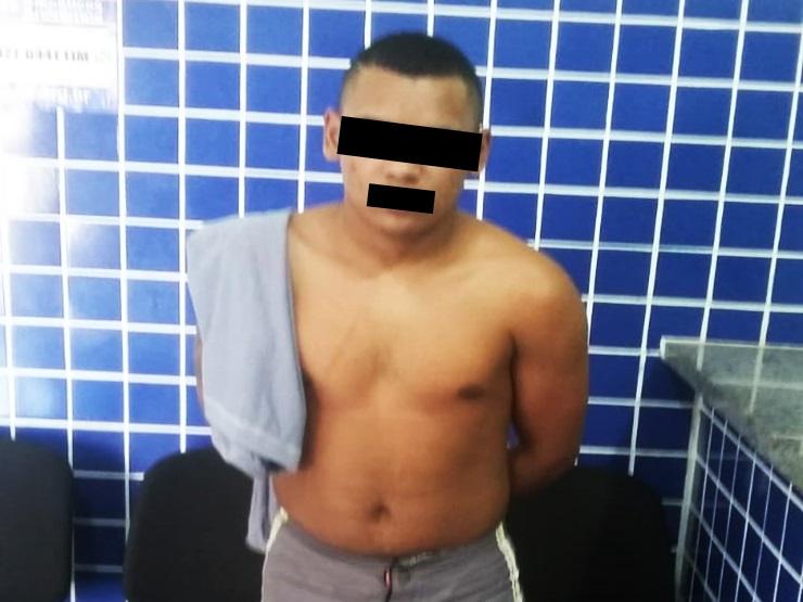 Adolescente foragido da justiça e acusado de assaltos é apreendido, em Parnaíba