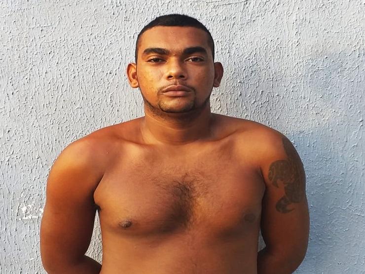 "Wellington José Silva Brito, o ""Careca""."