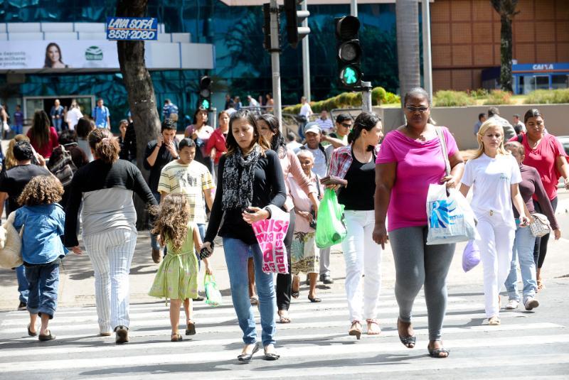 Brasil atinge 210 milhões de habitantes, diz IBGE