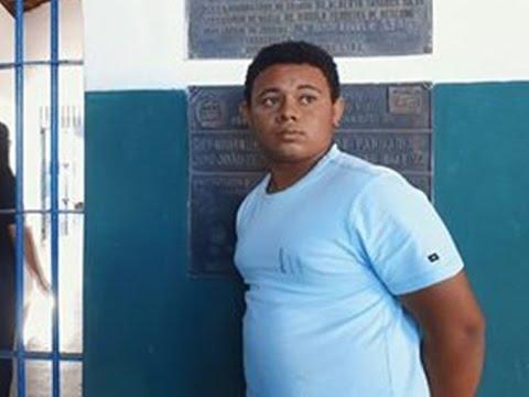 Jairon dos Santos Reis - acusado de tentativa de feminicídio