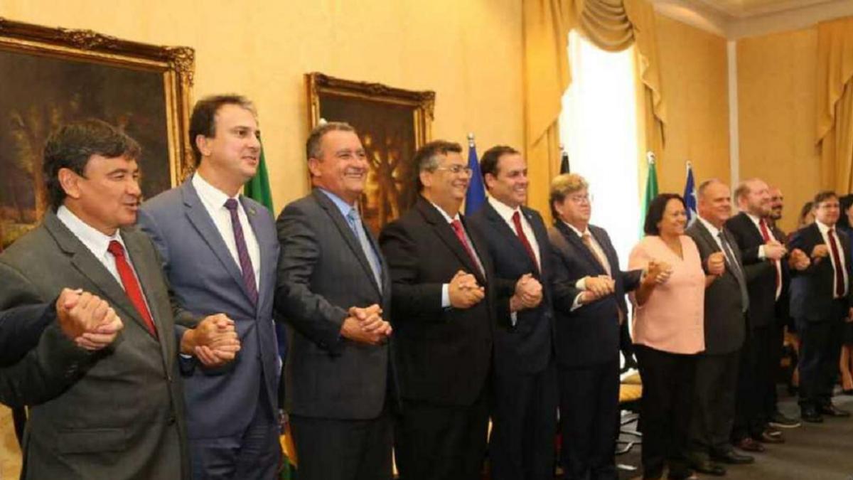 Governadores do Nordeste se reúnem em Teresina na próxima quarta-feira (21)