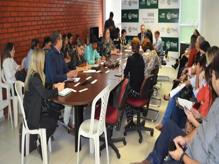 Secretário de Saúde Florentino Neto anuncia implantação de cirurgias cardíacas em Parnaíba