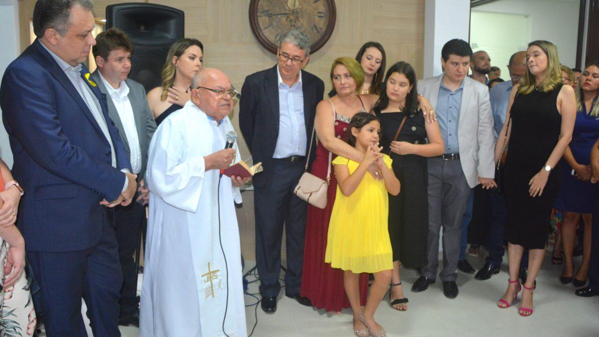 Inauguração da Clínica Antônio Tomas