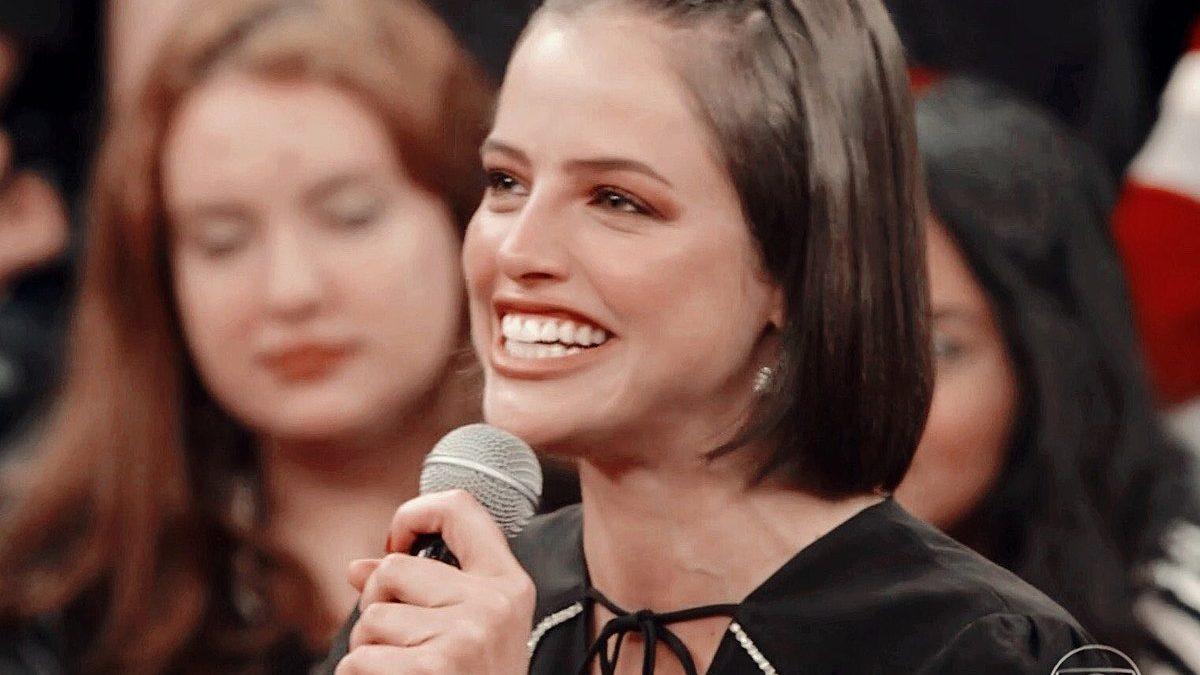 Agatha Moreira revela apelido inusitado dado pelo público