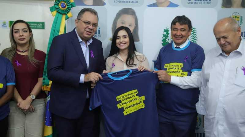 Governo lança campanha do Dia Estadual de Luta Contra a Hanseníase