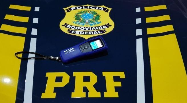 PRF aumenta a fiscalização de alcoolemia nas rodovias federais no Piauí