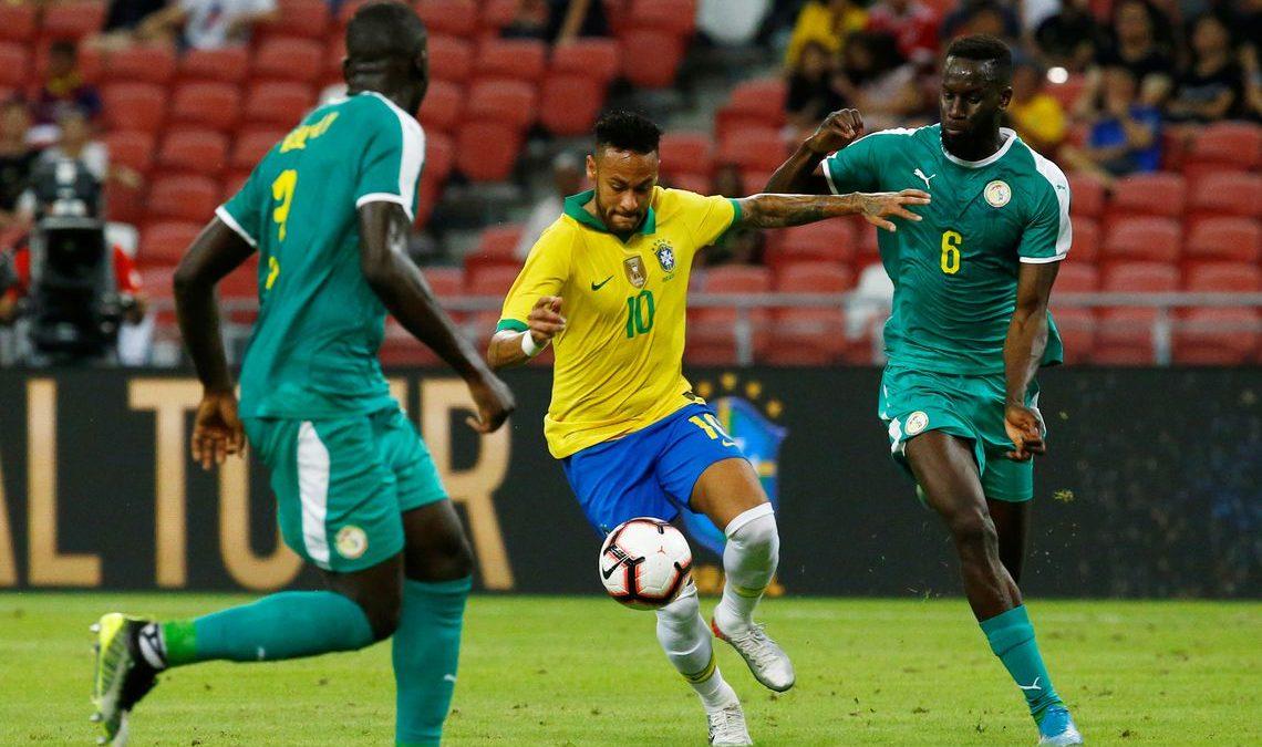 Após empate com Senegal, seleção enfrenta Nigéria no domingo