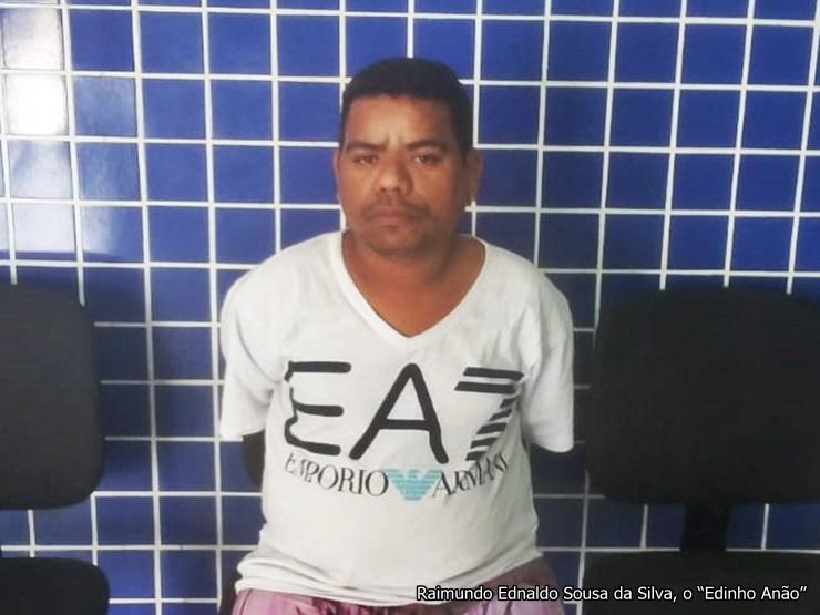 Foragido da Justiça de Teresina é capturado em Parnaíba