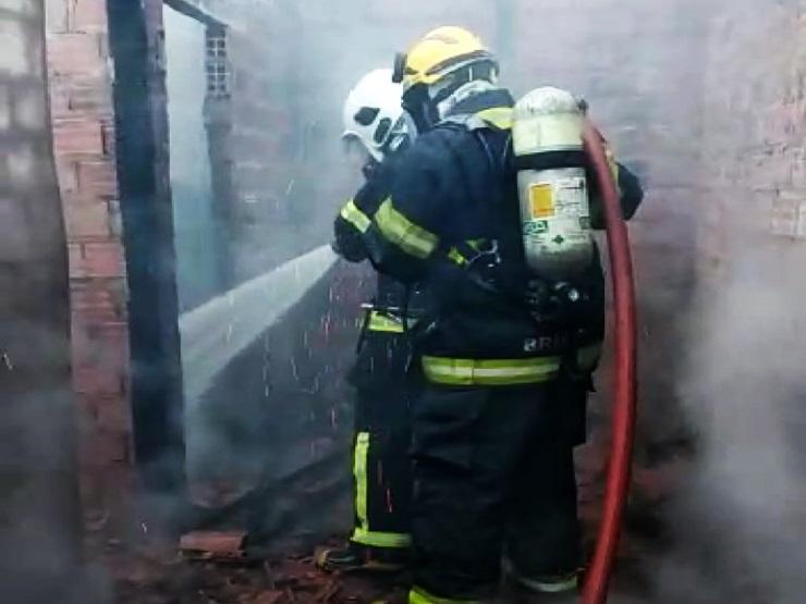 Corpo de Bombeiros de Parnaíba alerta para o perigo dos incêndios