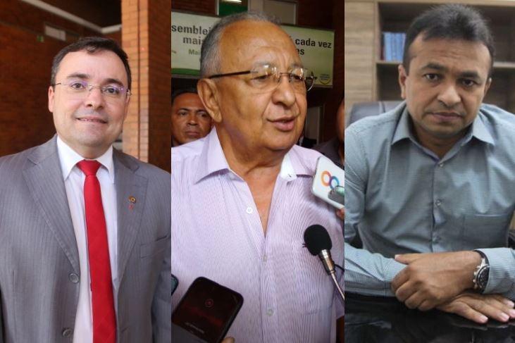 Pesquisa Amostragem: Doutor Pessoa lidera seguido por Abreu; Fábio Novo é o 3º