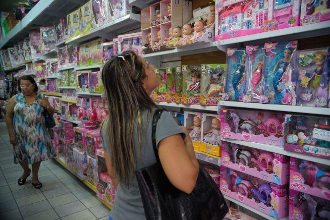Dia das Crianças: gasto médio previsto com presentes deve ser de R$ 199