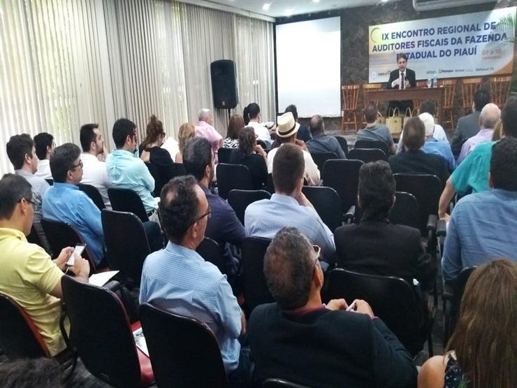 Parnaíba sedia Encontro Regional de auditores fiscais da Fazenda do Piauí