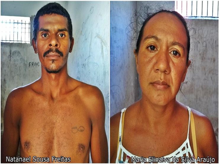 Polícia Civil prende casal envolvido com tráfico de drogas