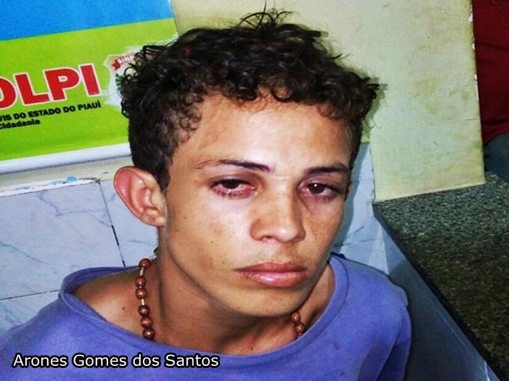 Arones é preso por furto qualificado em shopping de Luís Correia