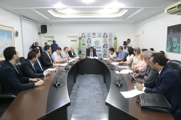 Governo vai implantar centros administrativos nos municípios