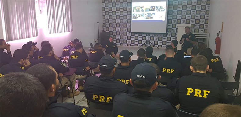 PRF inicia treinamento de 44 novos policiais para o Piauí