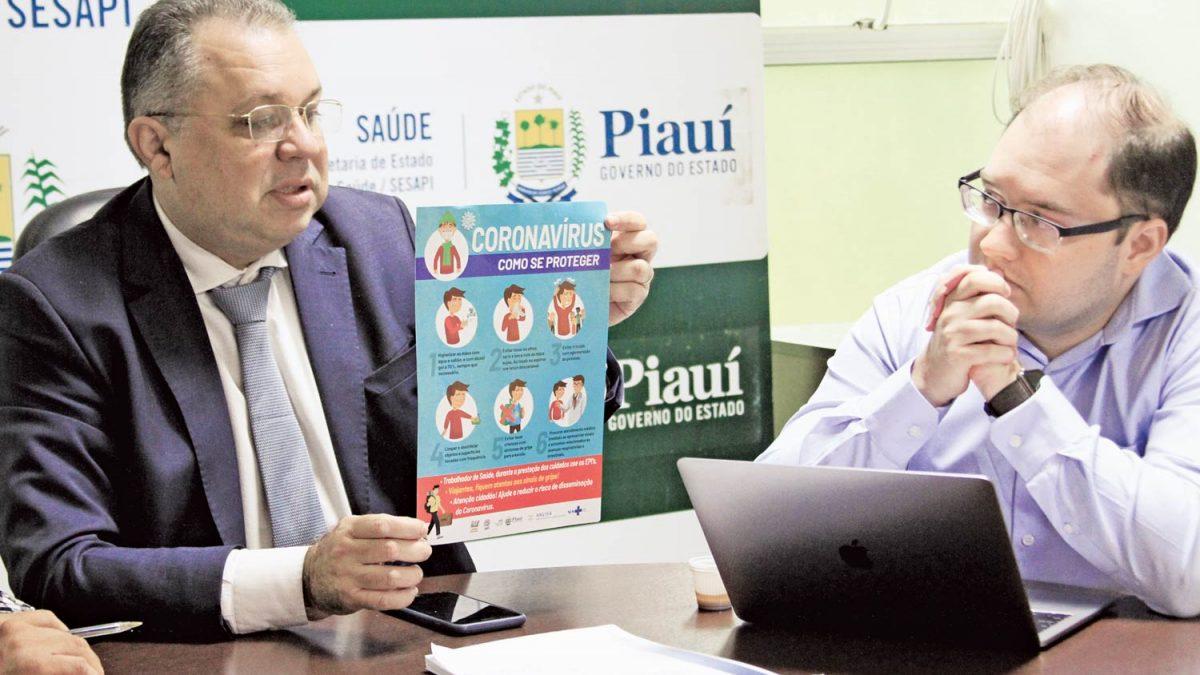 Piauí terá 22 leitos para pacientes com coronavírus
