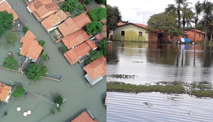 Governo reconhece emergência em 10 cidades do Piauí por conta das chuvas