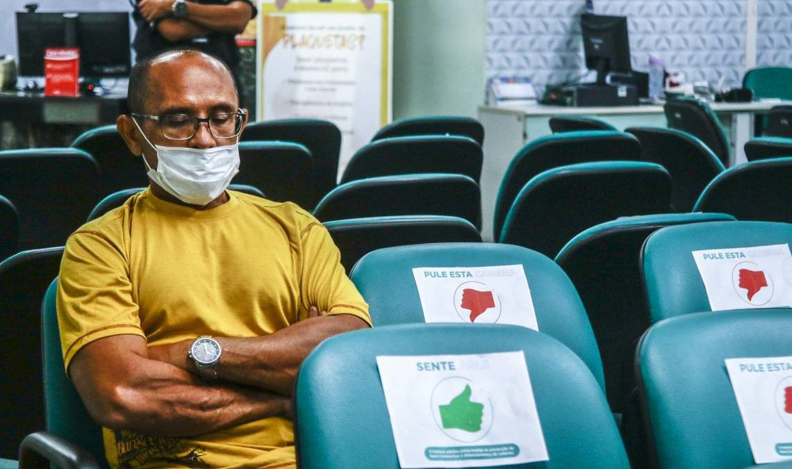 Governador aponta estabilização nos casos de Coronavírus no estado