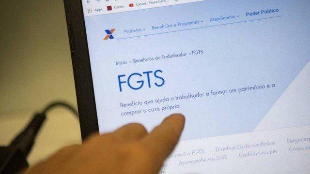 Governo deve liberar R$ 1.045 do FGTS no app Caixa Tem, na segunda
