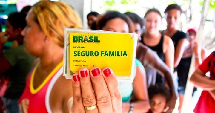 Projeto cria novo Seguro Família de R$ 800 após o auxílio de R$600
