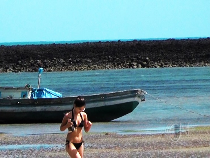 População deve respeitar distanciamento social nas praias!