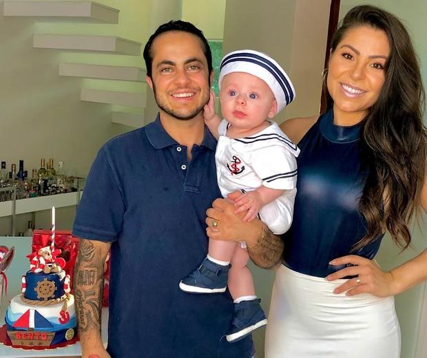 Thammy e Andressa Ferreira planejam ter uma menina