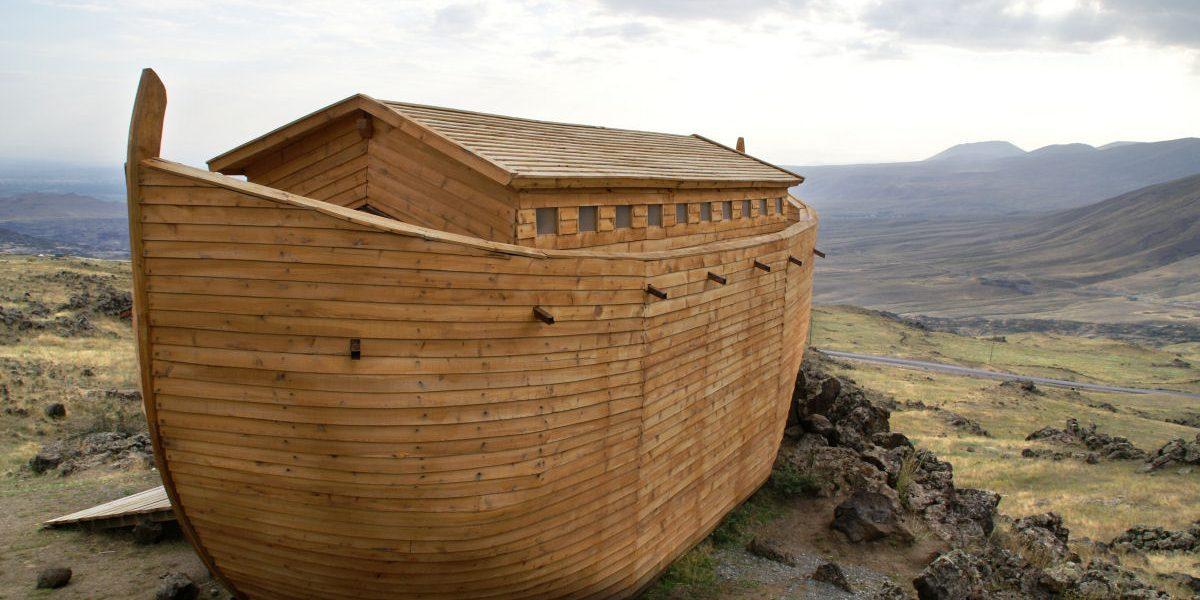 Arca de Noé II – Por Vitor de Athayde Couto