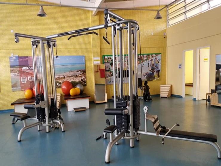 Centro Especialidades em Reabilitação é inaugurado em Parnaíba