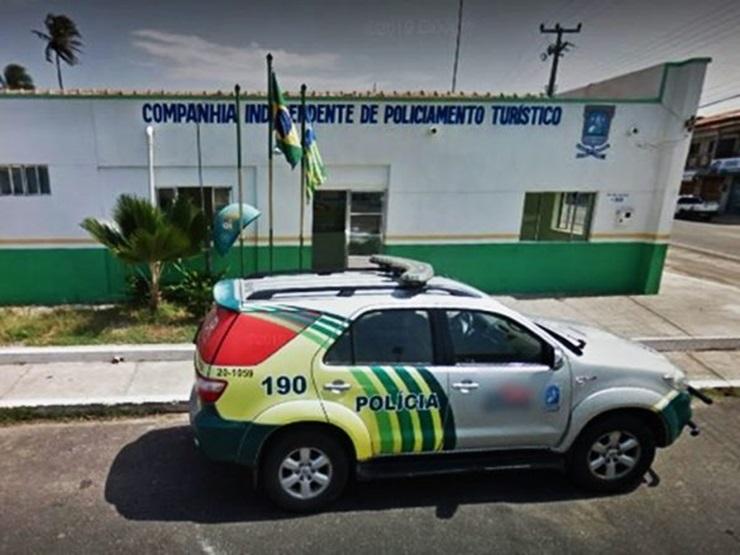 CIPTUR apreende drogas após abordagens, em Luís Correia